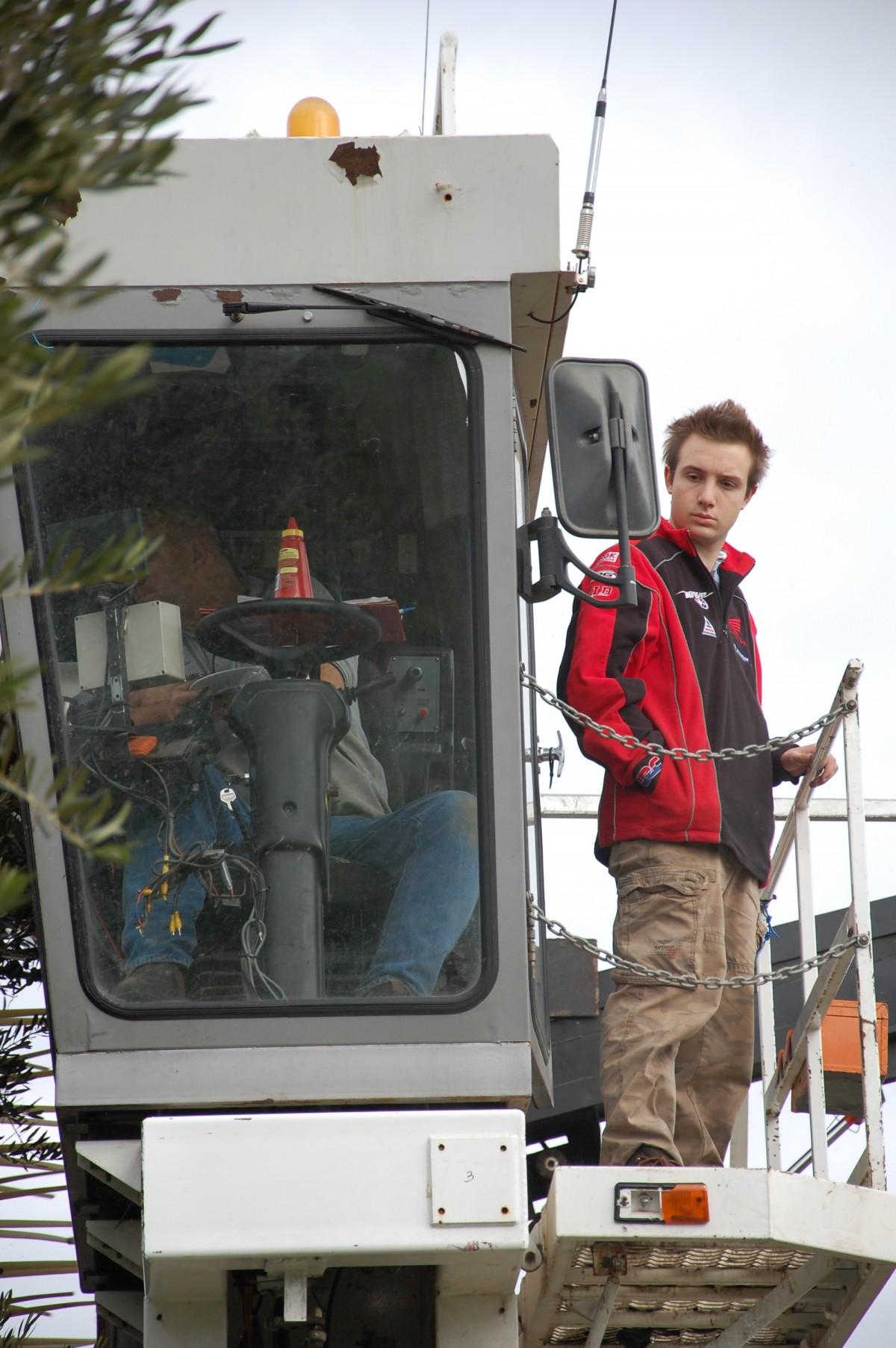 Rowntree Harvest 2010 006